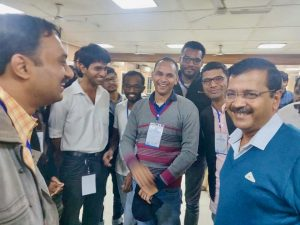 Saving lives and charging communications: AAP Volunteer Dr. Nehal Vaidya