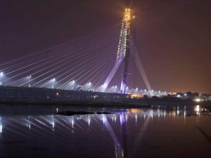 Signature Bridge: Timeline of Iconic Bridge Completed in 20 Years